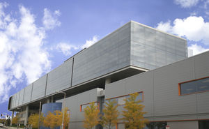 Fassaden, Vorhangfassaden