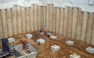 Abwasserreinigung, Entwässerungssysteme, Fundamente