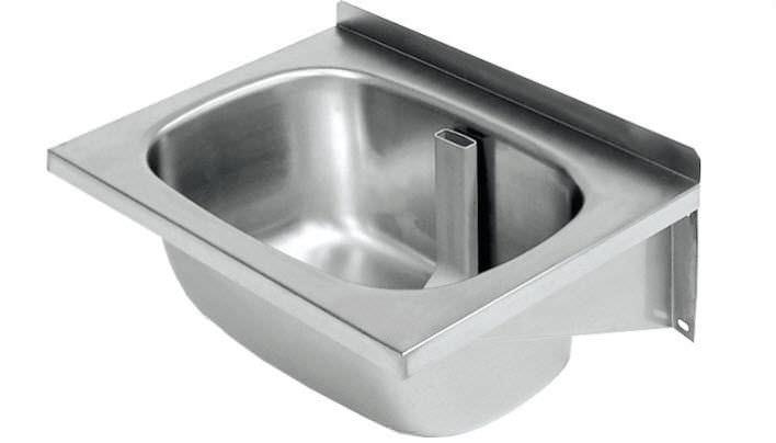 Spüle / 1 Becken / Edelstahl / Gewerbe - BS330 - Franke Water Systems | {Spülbecken edelstahl franke 2}