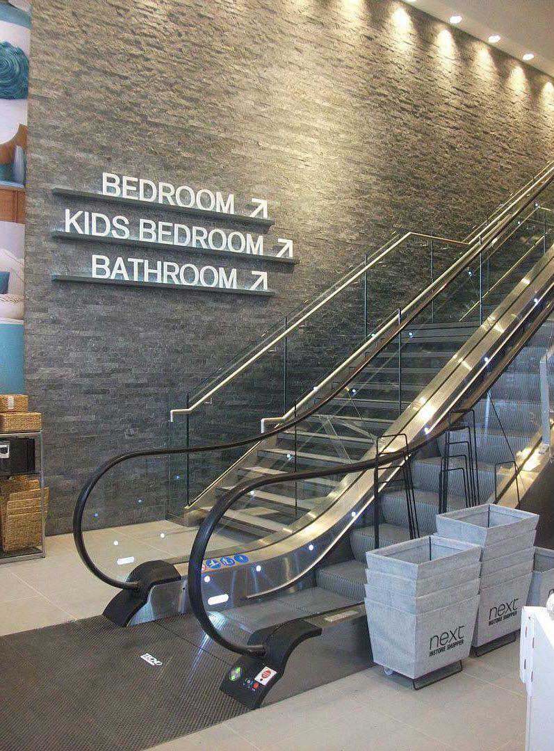 Rolltreppe für Einkaufszentrum - TTL - TECNO SRL