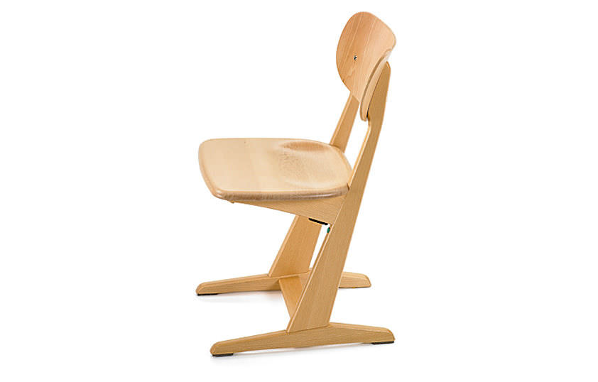 Stuhl schule  Moderner Stuhl / Holz / Holz / für Schulen - CLASSIC - VS