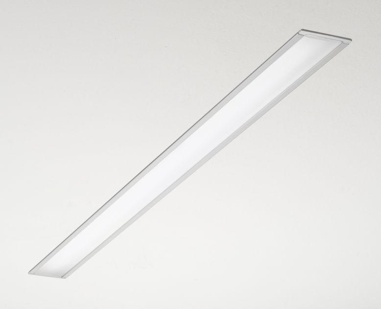 Plafoniere Led Soffitto : Leuchte für deckeneinbau led fluoreszierend linear