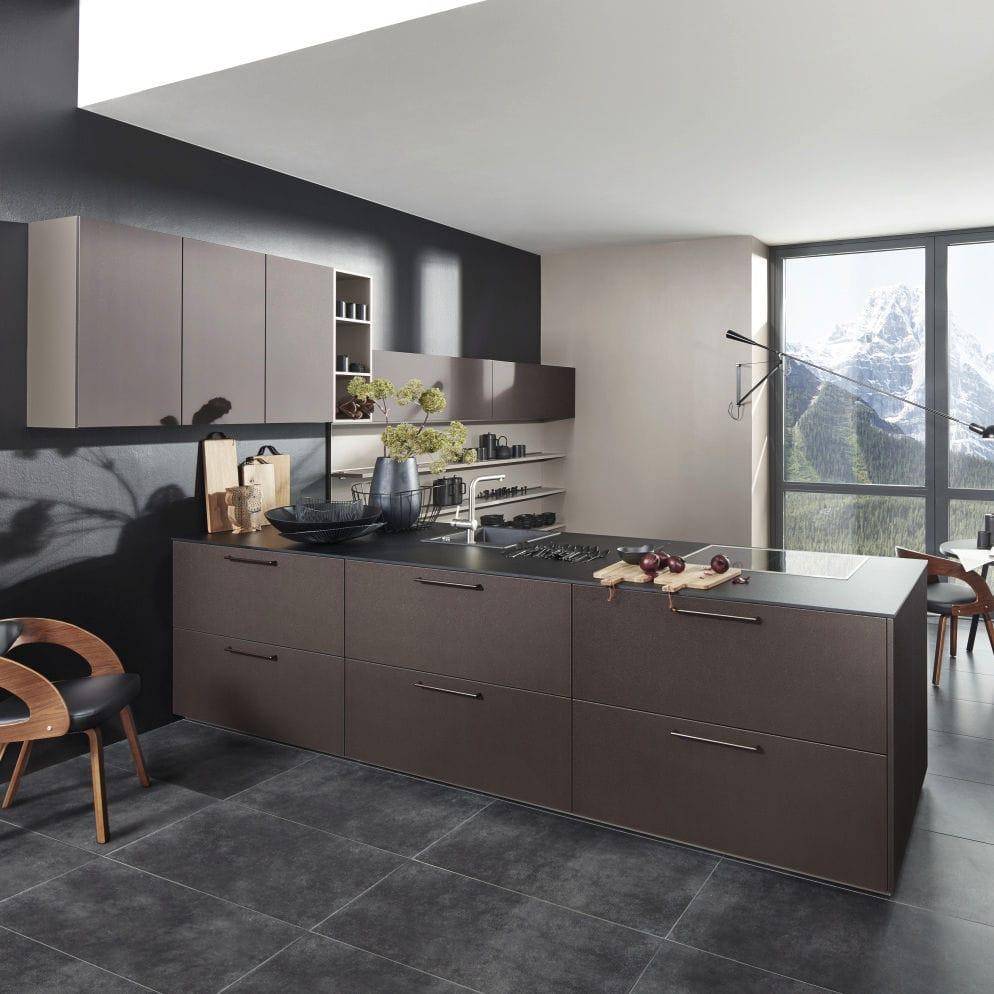 Fabelhaft Küchen Laminat Ideen Von Moderne Küche / / Kochinsel / Lackiert