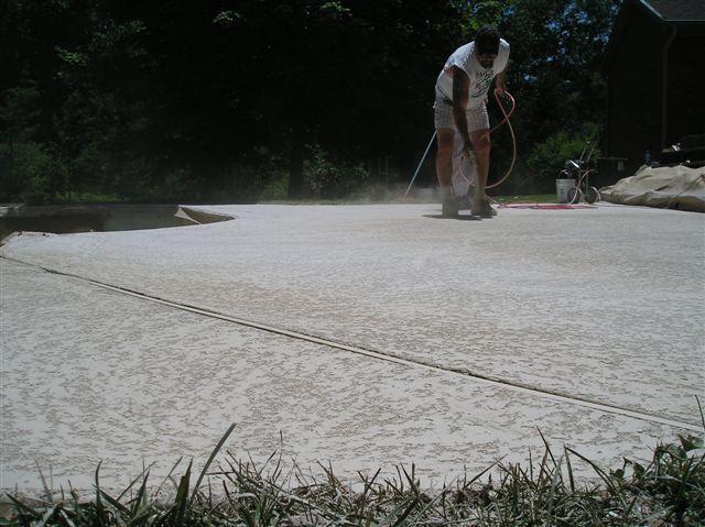 Beton Bodenbelag Strukturiert Betonoptik Fur Aussenbereich