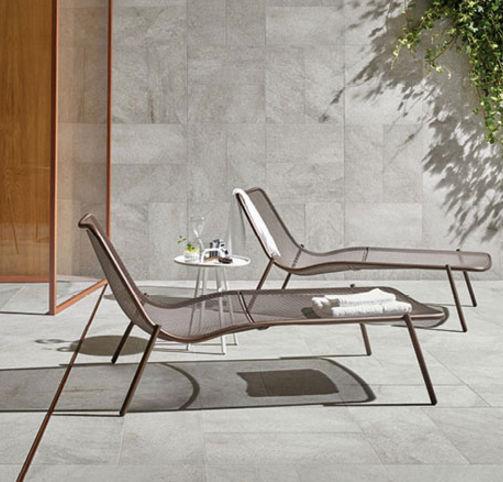 Fliesen Für Außenbereich / Für Badezimmer / Für Wände / Fußboden   QUARZIT
