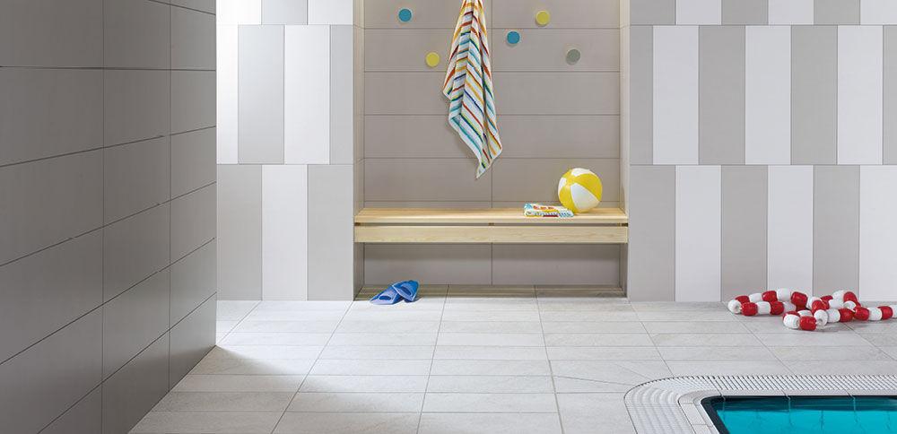 ... Außen Fliesen / Badezimmer / Für Wände / Fußboden QUARZIT AGROB BUCHTAL  ...