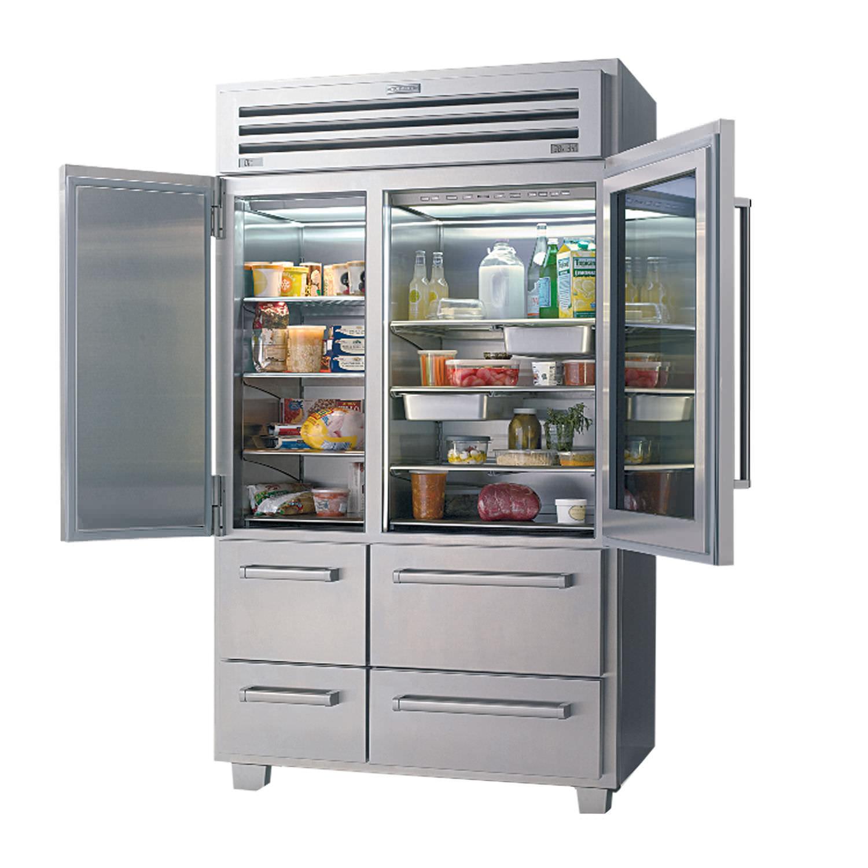 Kühl Gefrierschrank für Privatgebrauch amerikanisch