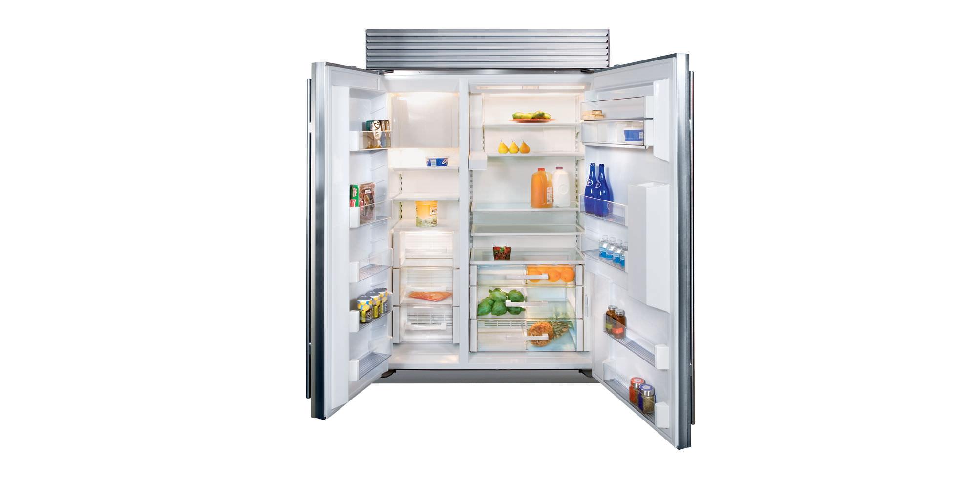 Kühlschrank gefrierschrank nebeneinander
