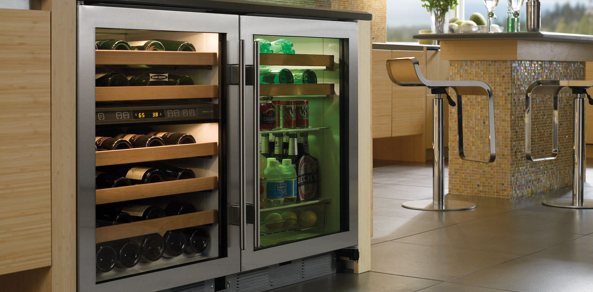 Einbau getränkekühlschrank – Küchen kaufen billig