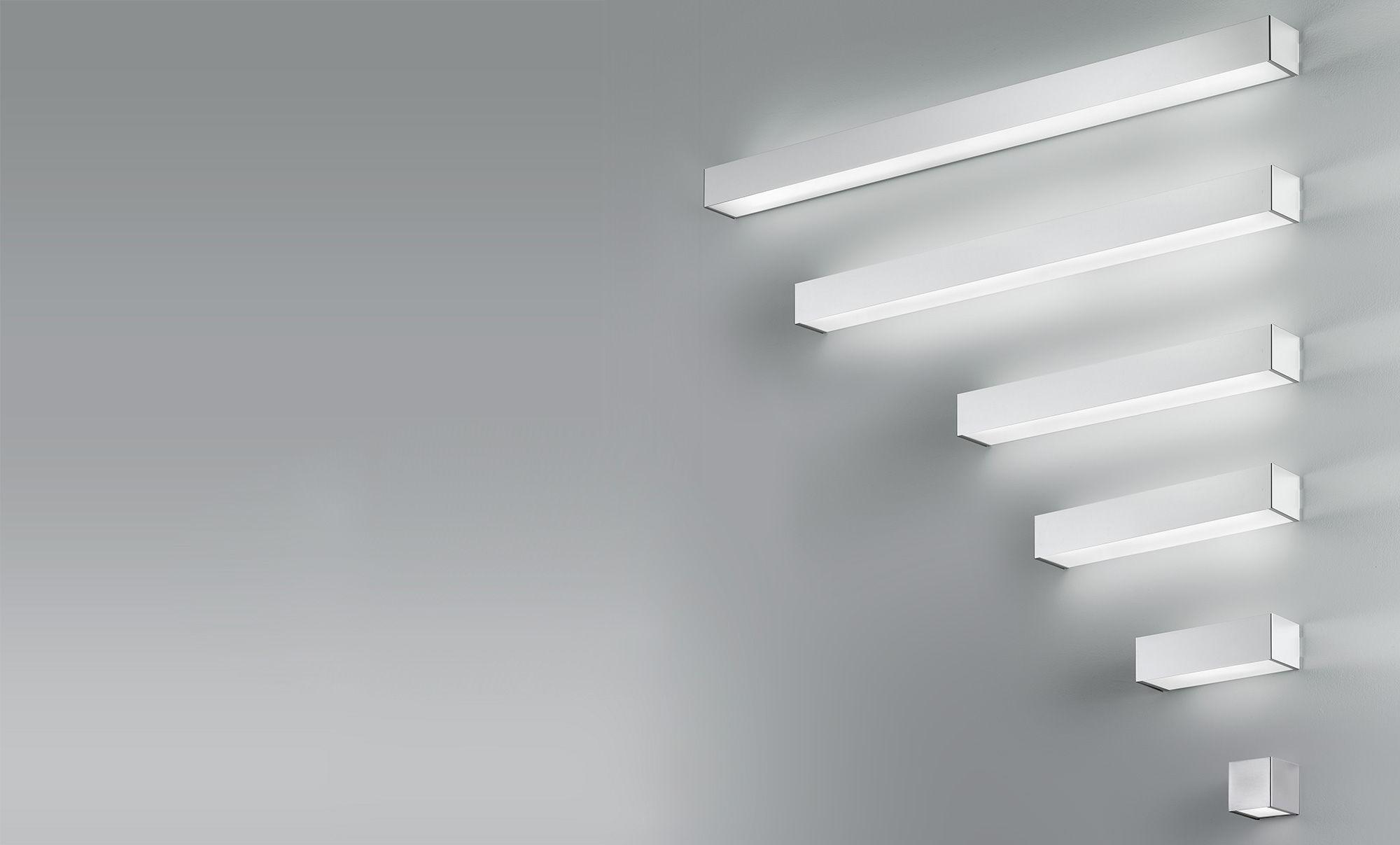 Moderne wandleuchte für badezimmer edelstahl led toy panzeri