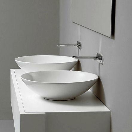 Doppelwaschbecken rund  Doppelwaschbecken rund – Sanitär Verbindung