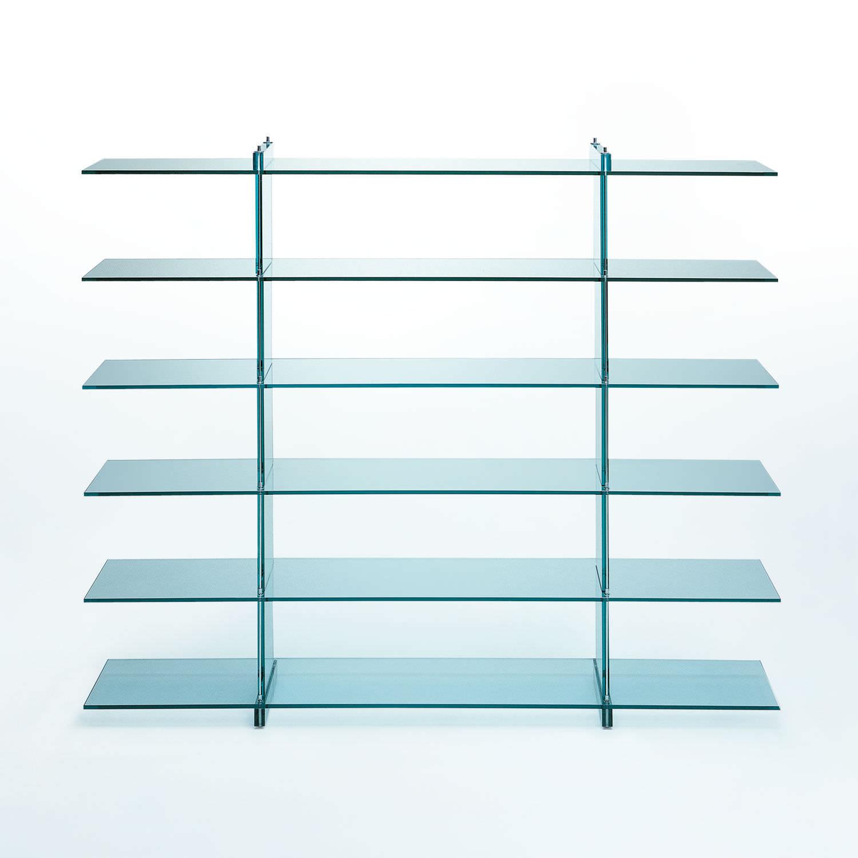 Liebenswert Regal Glas Galerie Von Modernes /