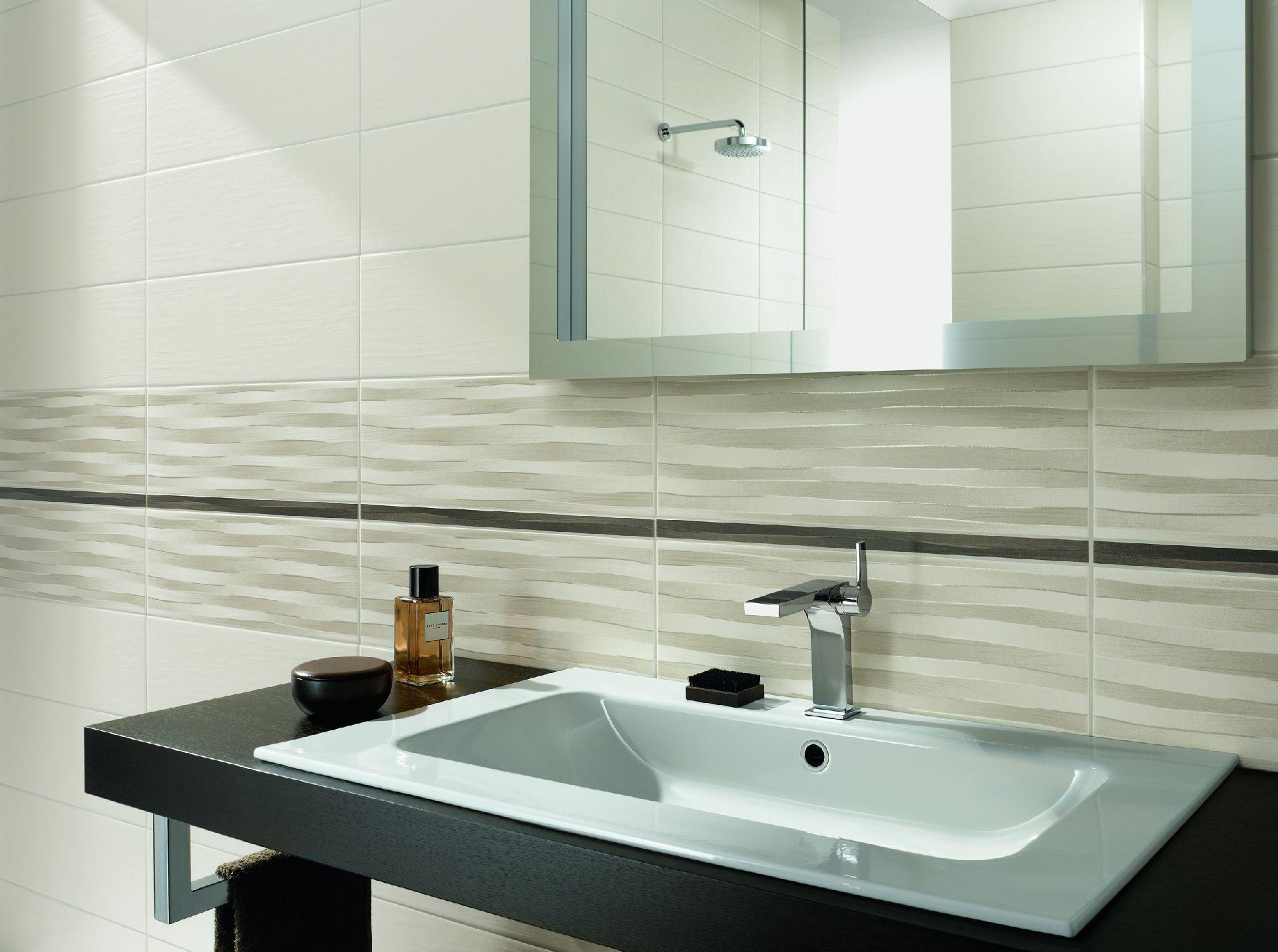 Innenbereich Fliesen / Für Badezimmer / Für Wände / Aus Sandstein   CABADO