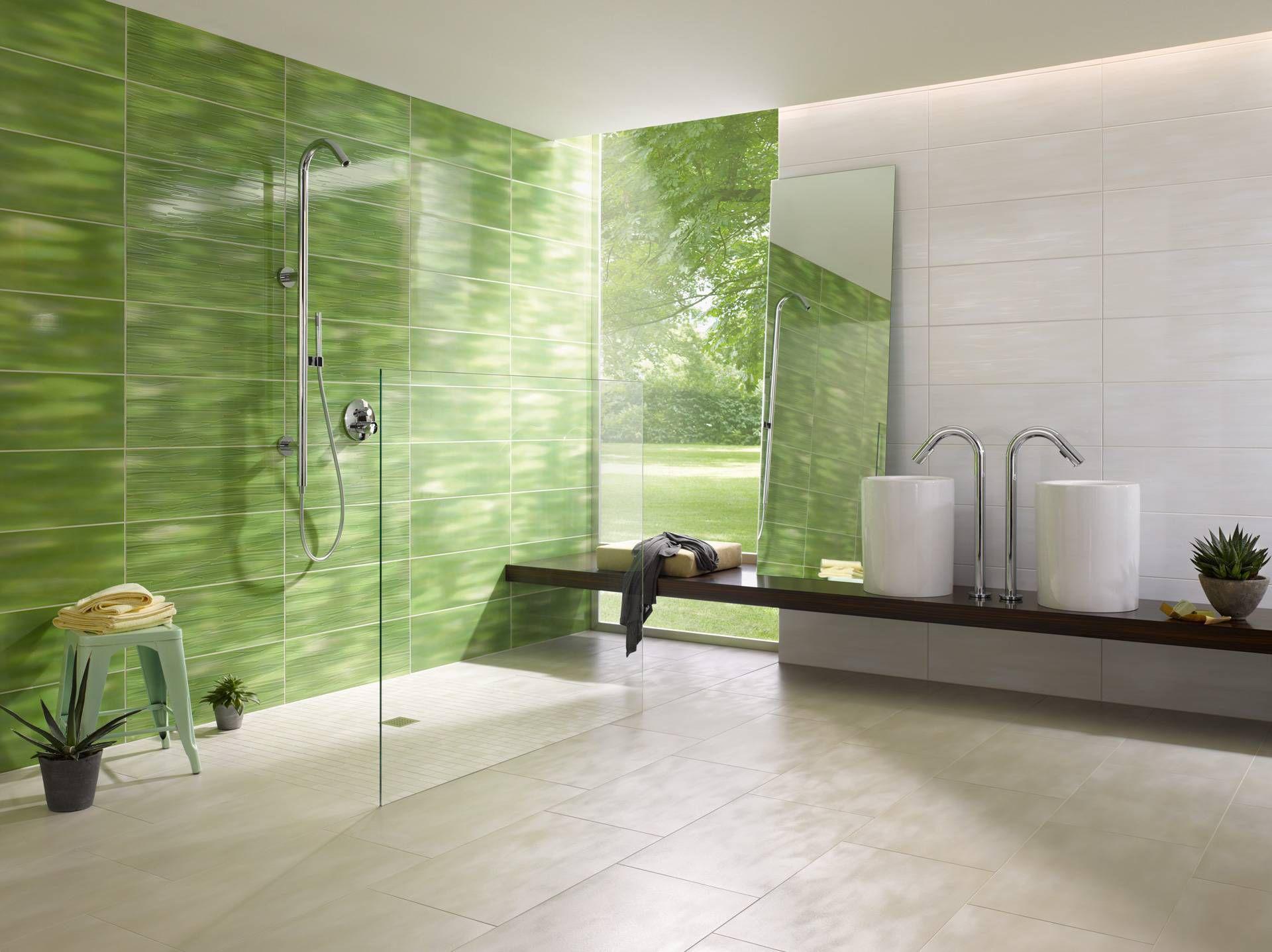Innenraum Fliesen / Für Badezimmer / Für Wände / Aus Sandstein   COLOUR  LIGHTS