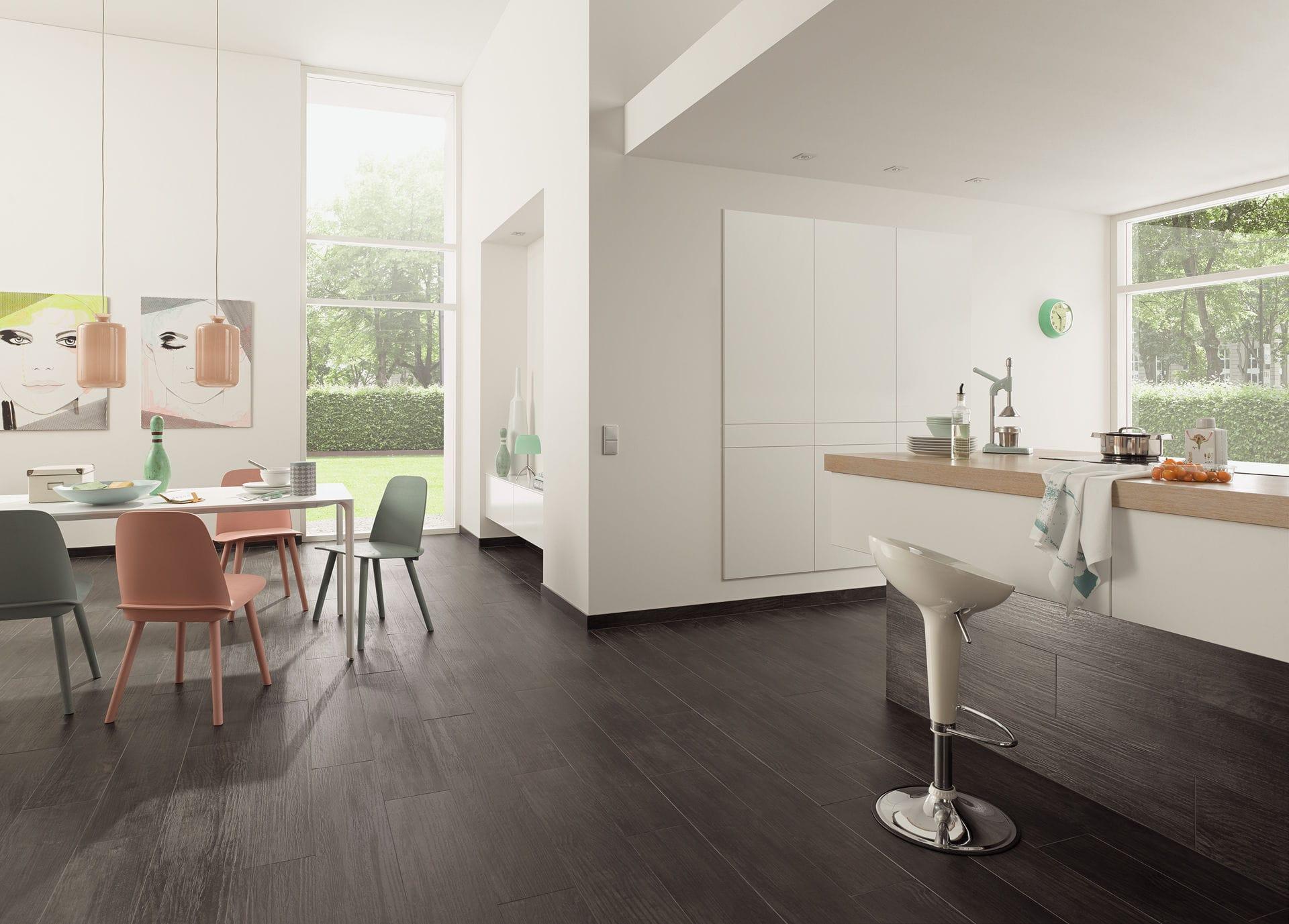 Innenraum-Fliesen / Wohnzimmer / für Böden / Wand - SCHWARZWALD ...