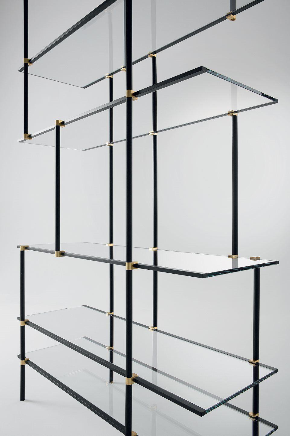 Sympathisch Regal Glas Galerie Von Best Modernes Aluminium Vorderseite Aus Hartglas Drizzle