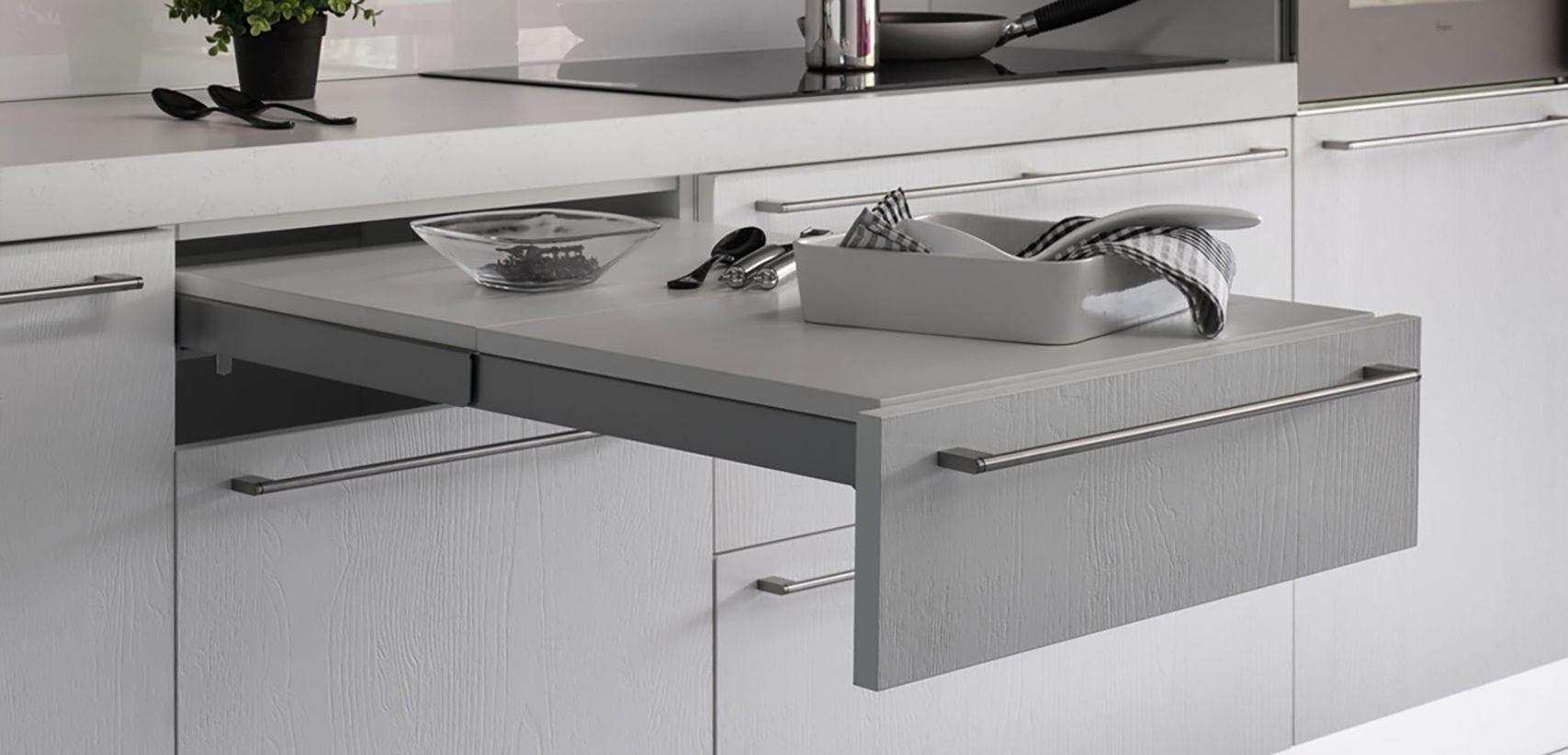 Laminat-Arbeitsplatte / Küchen - Zecchinon