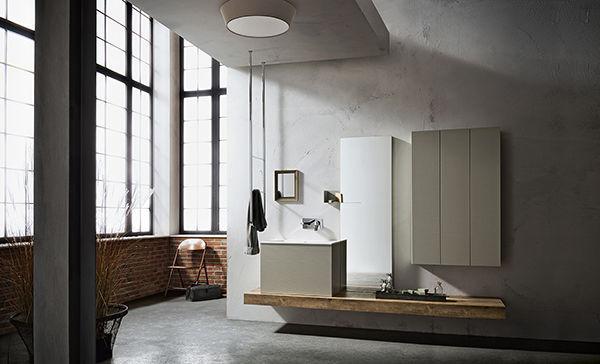 Badezimmerschrank Schubladen : Moderner Badezimmer Schrank MDF mit Schublade Spiegel