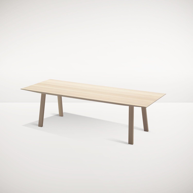 Fesselnd Tisch / Skandinavisches Design / Aus Eiche / Nussbaum / Massivholz   WINGS