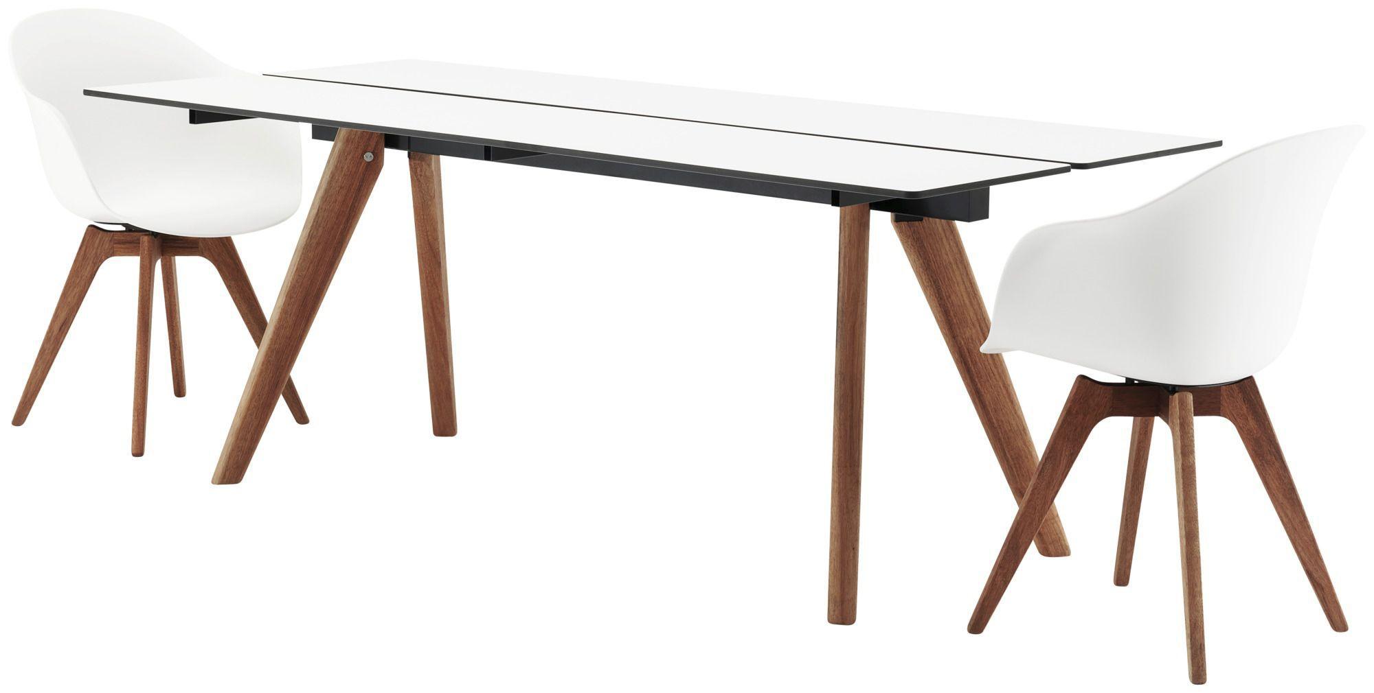 Moderner Esstisch Holz Laminat Rechteckig Adelaide Boconcept