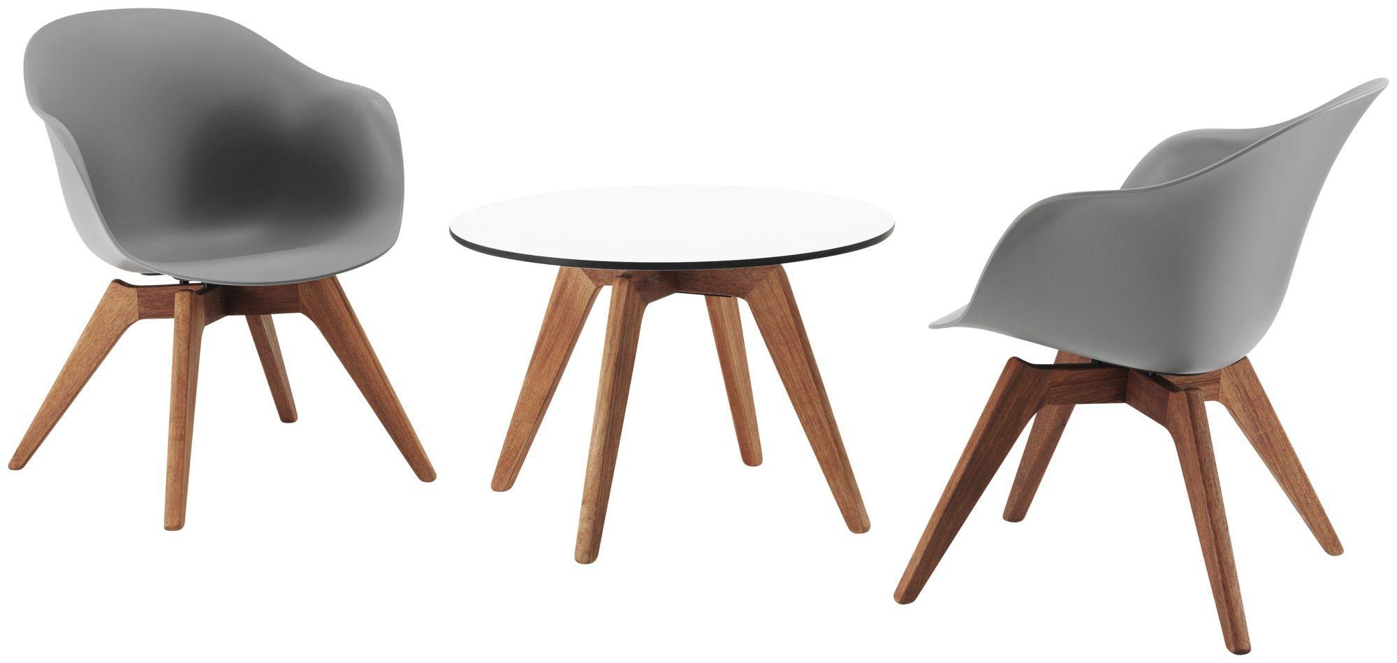 Couchtisch / modern / Holz / Laminat - ADELAIDE - BoConcept