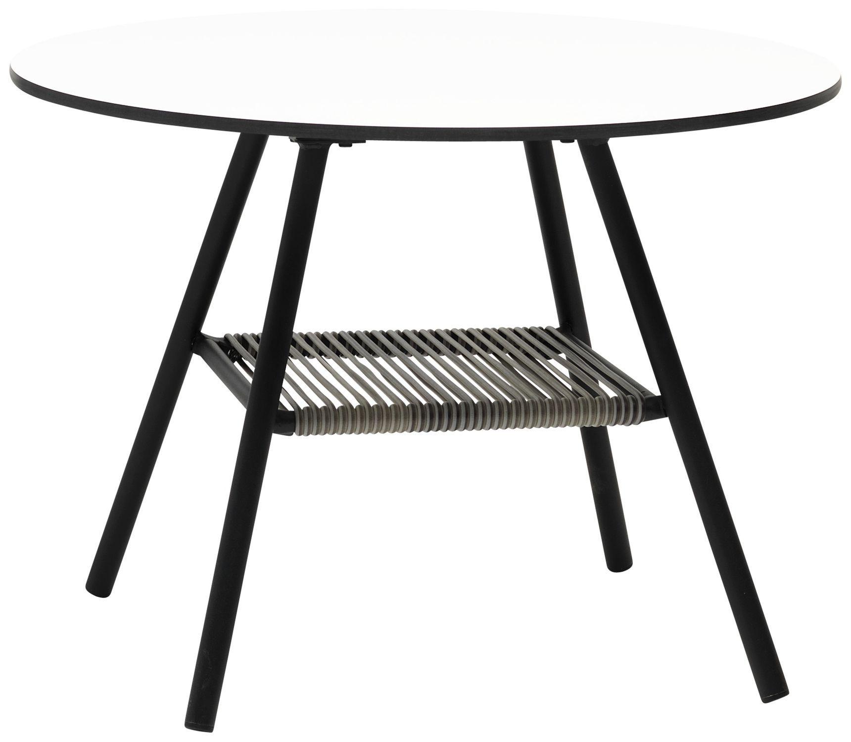 Moderner Tisch Stahl Laminat Rechteckig Elba Boconcept