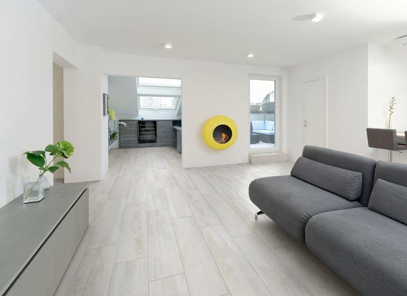 Innenraum-Fliesen / Wohnzimmer / für Böden / Feinsteinzeug - SAVAGE ...