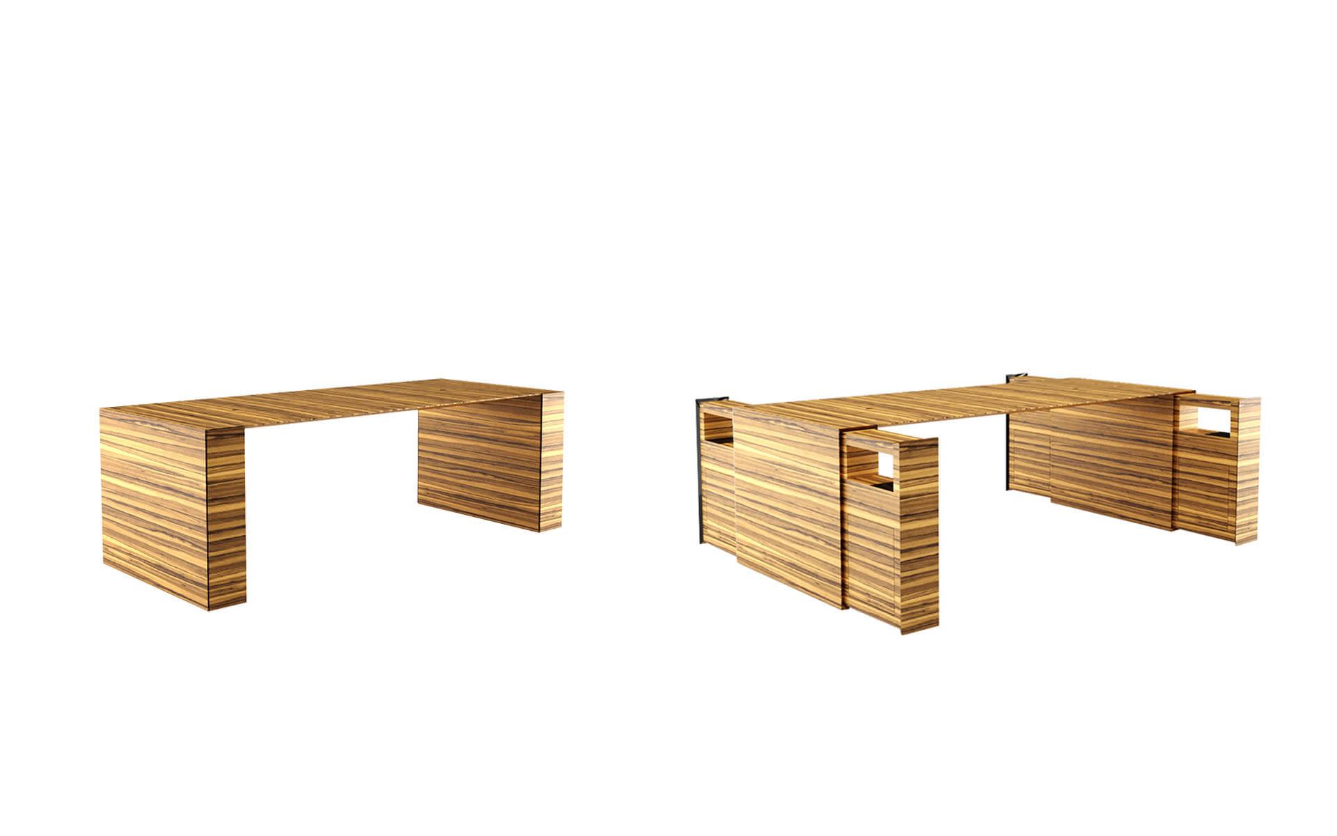 Schreibtisch Len tischplatte schreibtisch holz tischplatte aus massivholz holzgespür