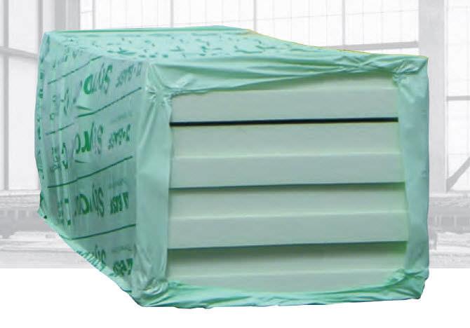 Thermische Isolierung Aus Xps Steife Platten Ohne Dampfsperre
