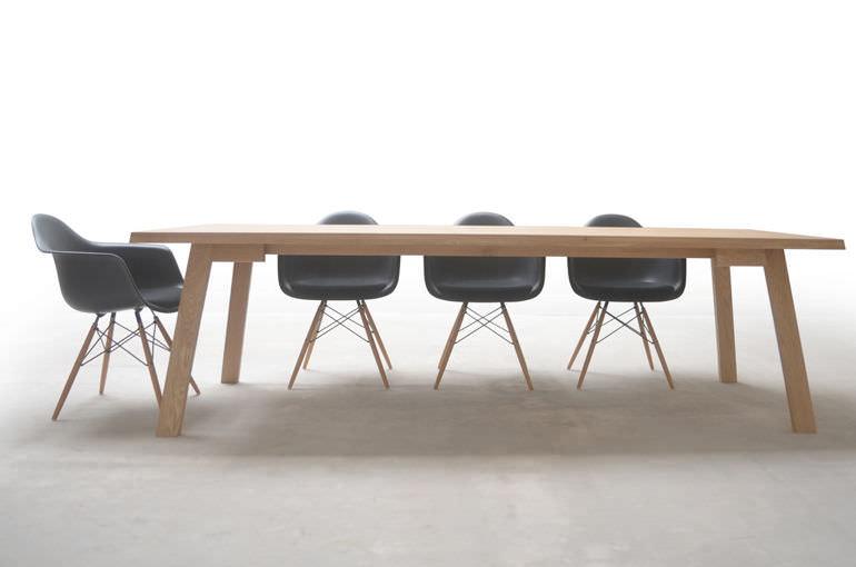 moderne esstisch / holz / rechteckig / für innenbereich, Esstisch ideennn