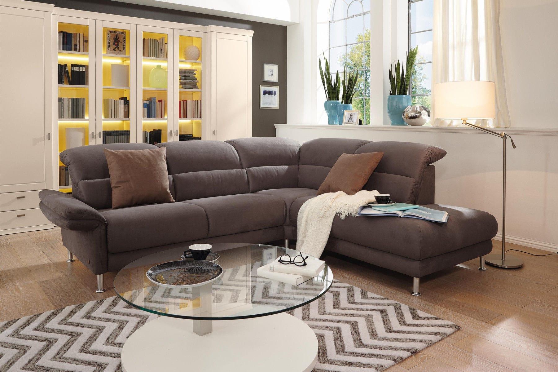 Modulierbares Sofa Modern Stoff Leder Mr 390 Musterring