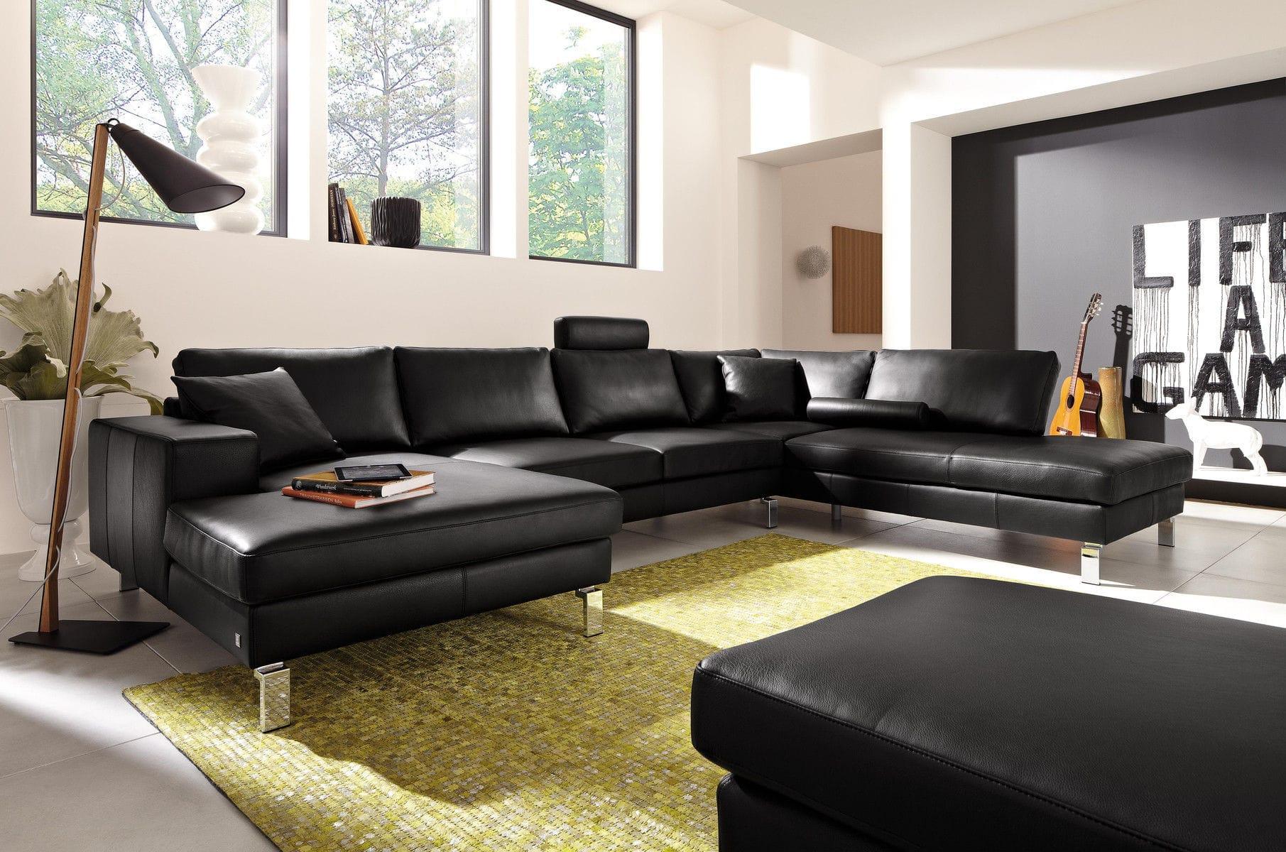 Modulierbares Sofa Modern Stoff Leder Mr 4500 Musterring