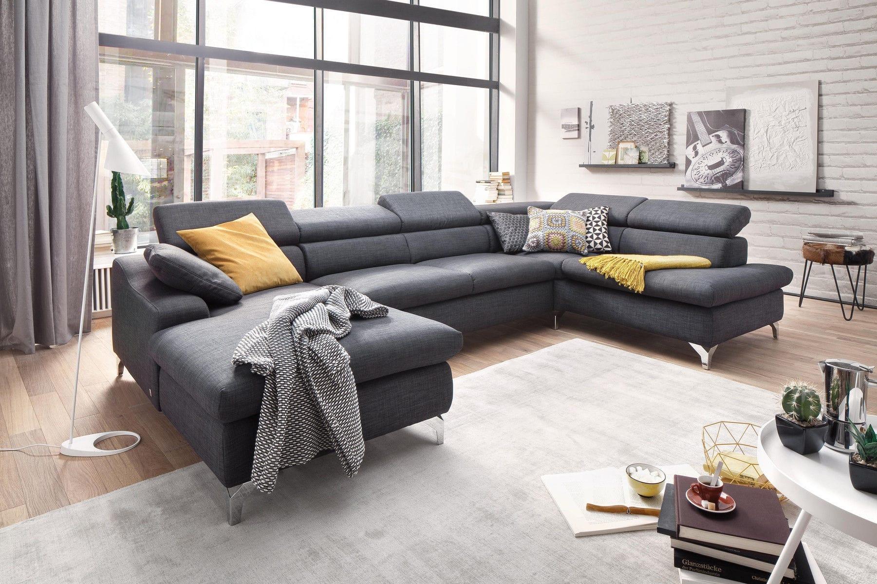 Modulierbares Sofa Modern Stoff Leder Mr 4775 Musterring