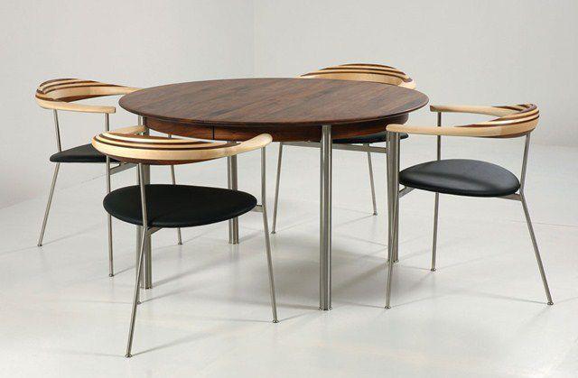 Moderner Tisch / Holz / Oval NAUTILUS By Indigo Snedkergaarden Them A/ ...