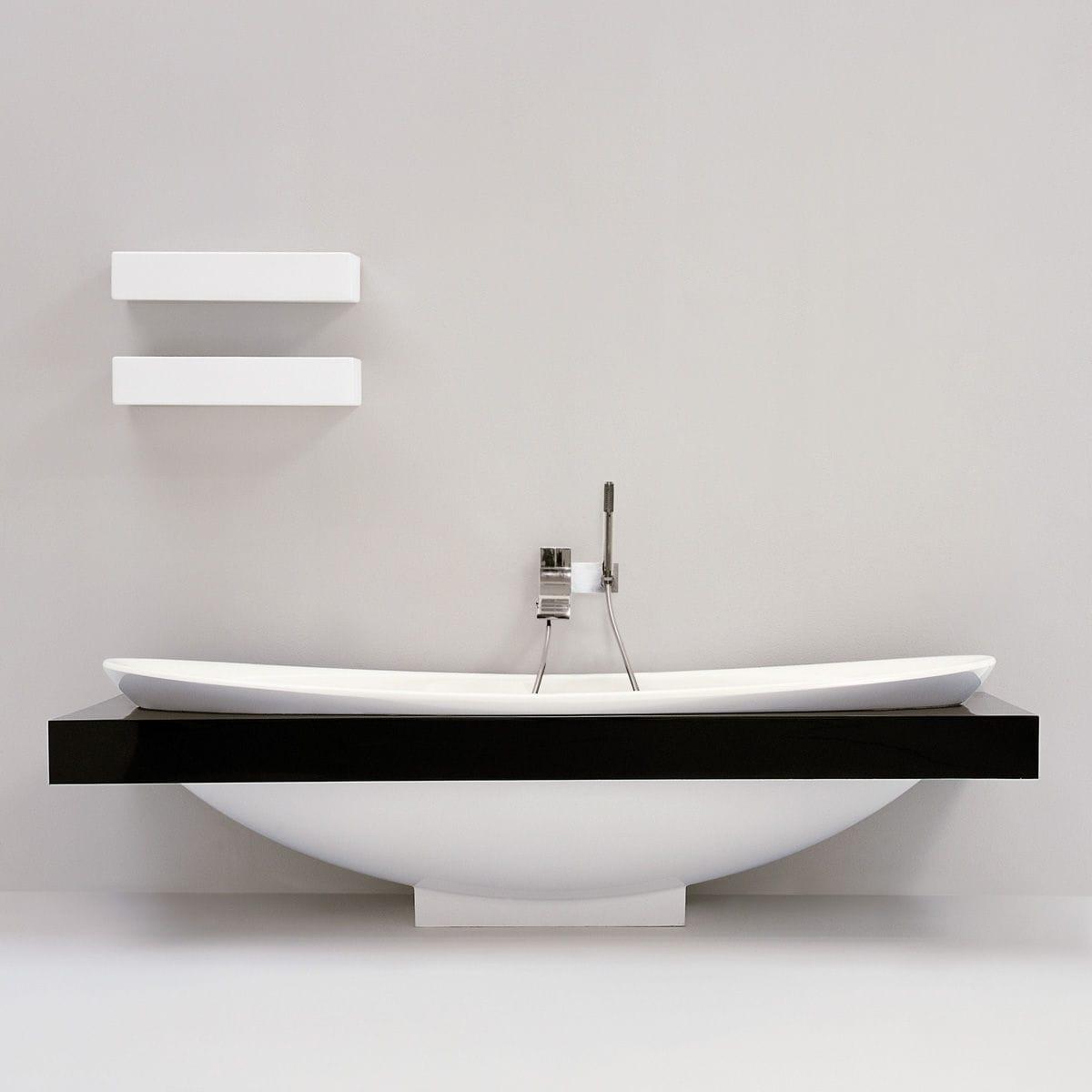 Fesselnd Freistehende Badewanne / Oval / Pietraluce®   IO: IO84 By Alexander  Duringer U0026 Stefano Rosini