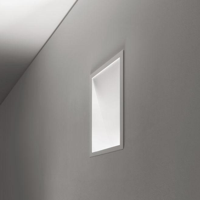 Einbauleuchte / LED / Halogen / rechteckig - T150 by A.F.Bettiol ...