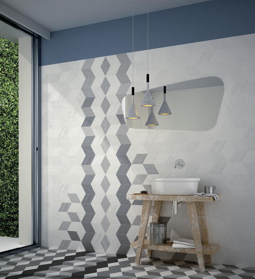 Fliesen für badezimmer / für fußboden / aus keramik / matte ...