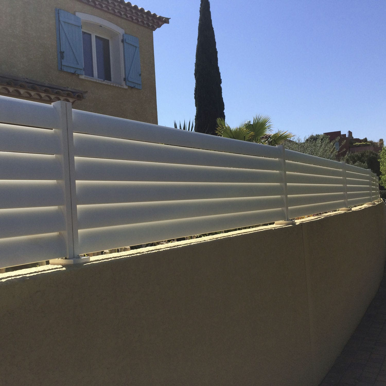 Gartenzaun aus Aluminium SWEET GARDEN SG06 AXIUM solutions