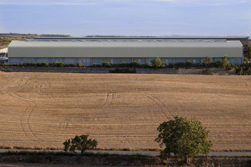 Fertigbau gebäude beton für industrielle nutzung modern