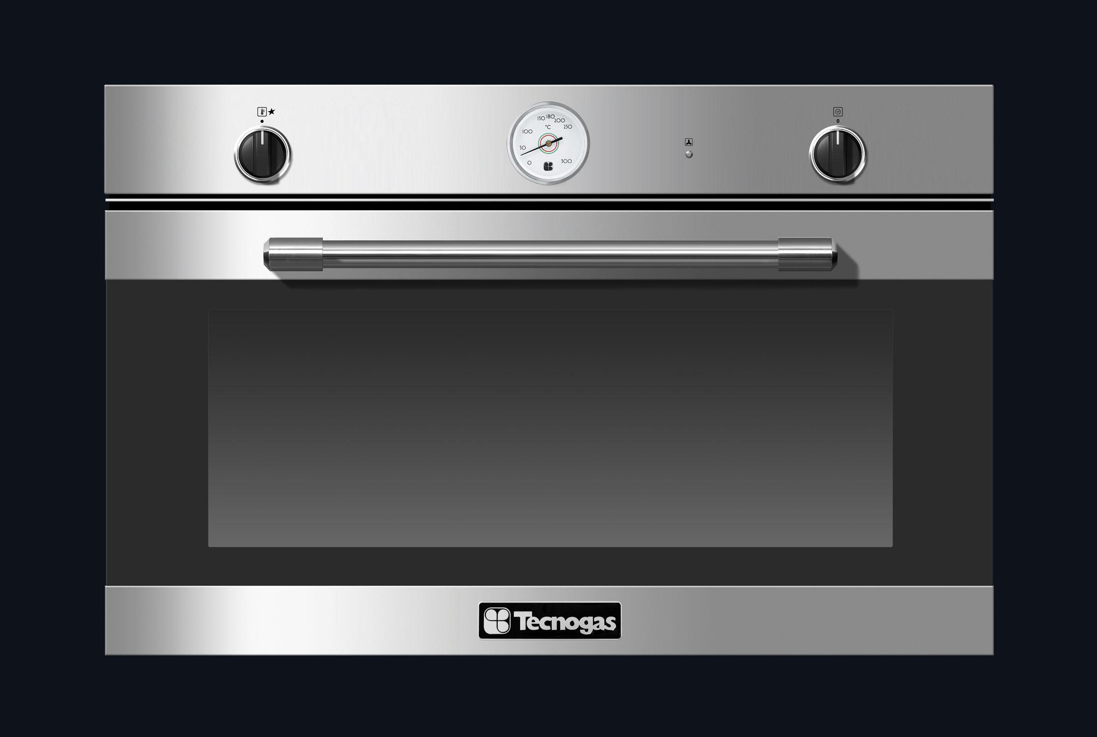 Elektrischer Ofen / Gas / Konvektion / einbaufähig - 90 PRO 2K ...