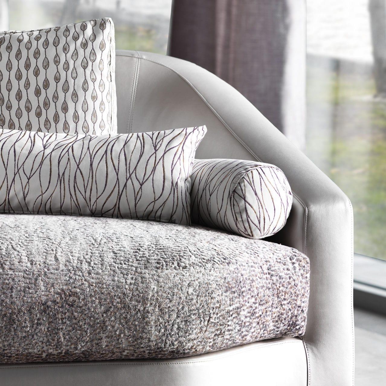 Möbelstoff / für Gardinen / Motiv / Polyester   OLIMPIA: MEDUSA