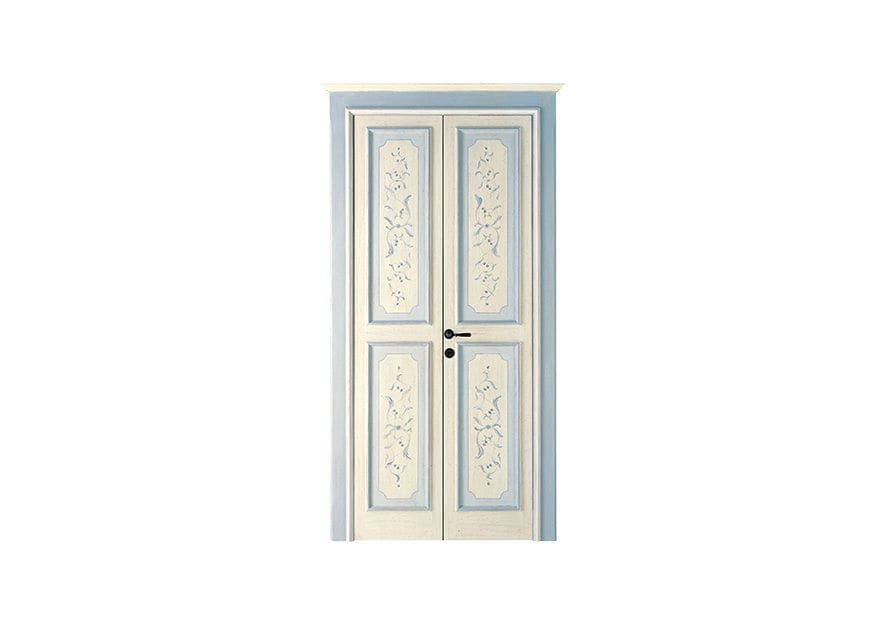 Innenbereich-Tür / einflügelig / Holz / aus MDF - LUNAMARE - Di.Bi ...