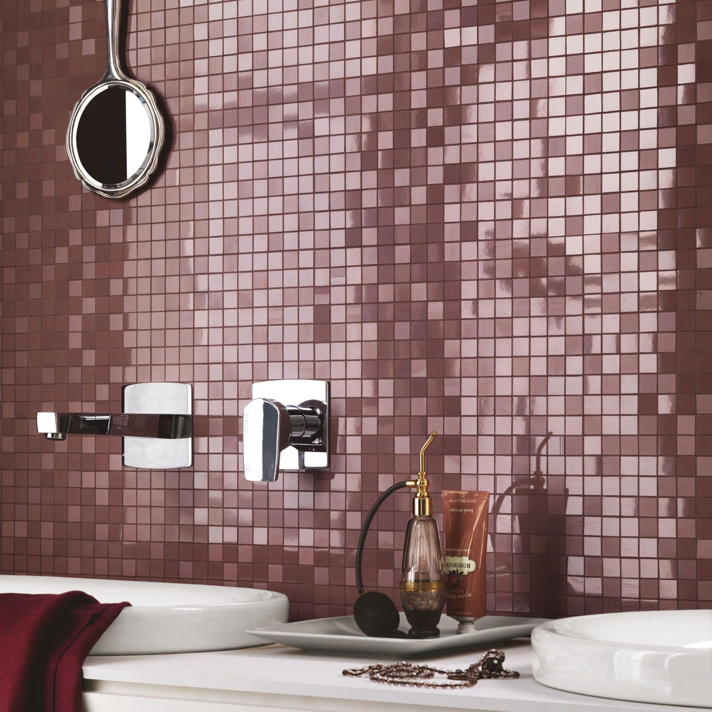 Fliesen Für Badezimmer / Für Wände / Keramik / Reflektierend   STILL