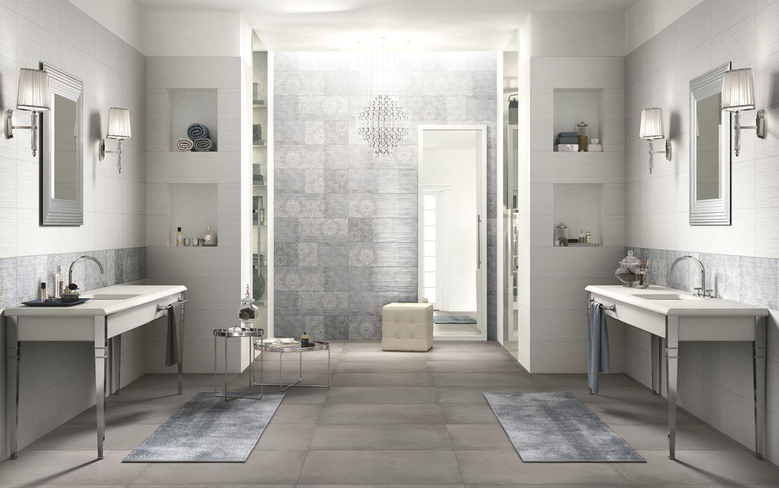 Fliesen Für Badezimmer Für Wände Keramik Streifenmuster - Ragno fliesen katalog