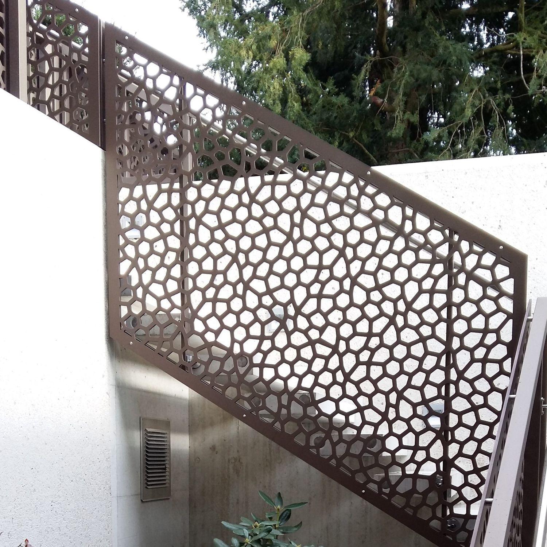 Hpl Geländer Platten Außenbereich Für Treppen Private Villa