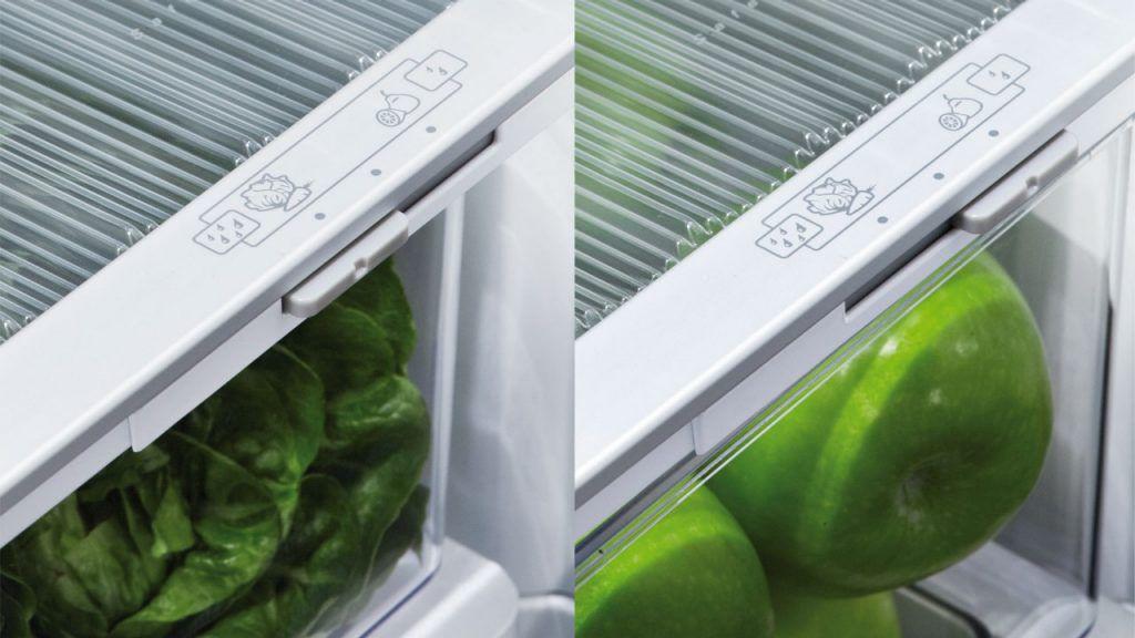 kühlschrank mit schubladen