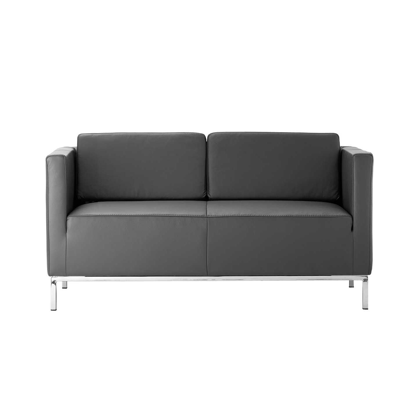 Modernes Sofa / Leder / Stoff / Gewerbe - ULTIMO - rosconi
