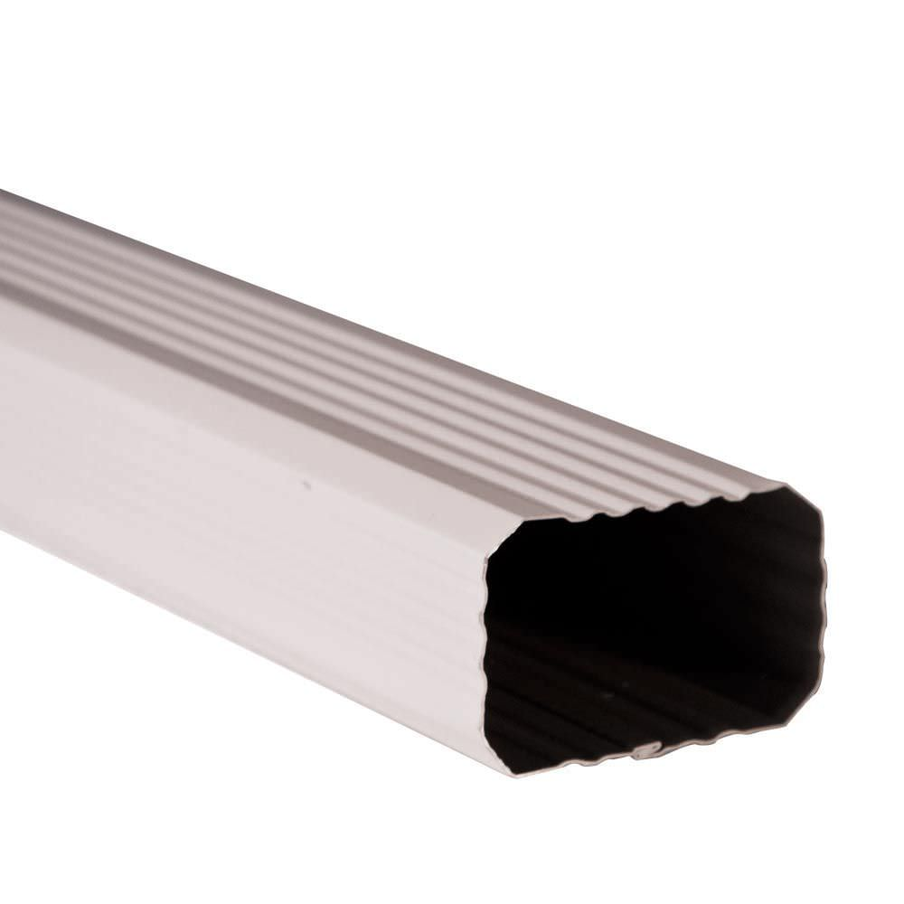 rechteckige regenrinne / kupfer / aluminium - Κ.101. - biometal s.a.