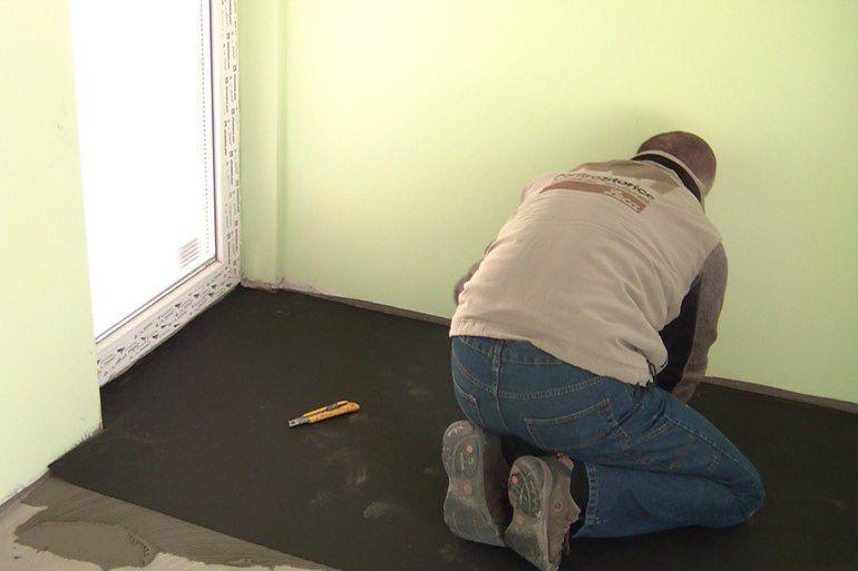 Fußboden Schalldämmung ~ Isolierung zur schalldämmung synthetik für fußböden in