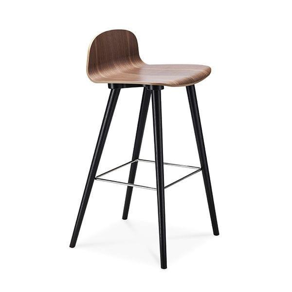 Barhocker / Skandinavisches Design / aus Eiche / aus Buche ...